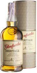 Акция на Виски Glenfarclas Heritage 0.7 л 40% в тубусе (5018066070405) от Rozetka
