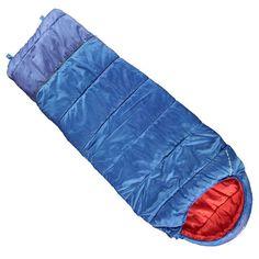 Gelert Hibernate 400 Спальный Мешок Голубой от SportsTerritory