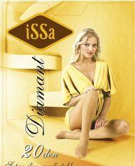 Колготки ISSA PLUS Diamant 20  3 антрацит от Issaplus