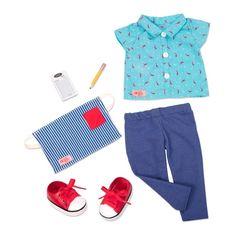 Набор одежды для кукол Our Generation Продавец (BD30375Z) от Будинок іграшок