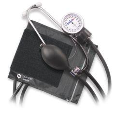 Тонометр механический со встроенным стетоскопом, манжетой с кольцом, латексной грушей WM-63S B.Well от Medmagazin