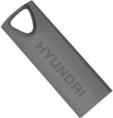 Hyundai Bravo Deluxe 16GB USB Gray (U2BK/16GASG) от Rozetka