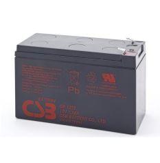 Акция на Аккумуляторная батарея CSB 12V 7.2Ah (GP1272F2) от MOYO