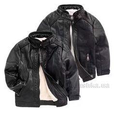 Куртка зимняя для мальчика Likarulla 5854 черная 122 (6-7 лет) от Podushka