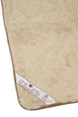 Наматрасник шерстяной Lama Lux Prestige 100х200 см от Podushka