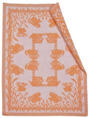 Одеяло детское WOT Зверята персиковое 100х140 см от Podushka