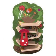 Настенная игрушка Oribel VERITIPLAY Приключение на дереве (OR815-90001) от MOYO