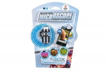 Мини микроскоп Same Toy для телефонов  с 30-кратным увеличением (605Ut) от MOYO