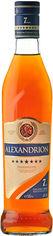 Акция на Напиток алкогольный Alexandrion 7* 0.5 л 40% (5942122000511) от Rozetka