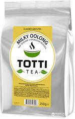 Чай зеленый TOTTI Tea Молочный Улун листовой 250 г (8719325127003) от Rozetka