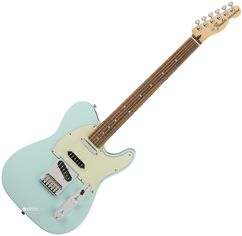 Электрогитара Fender Deluxe Nashville Telecaster PF (226333) Daphne Blue от Rozetka
