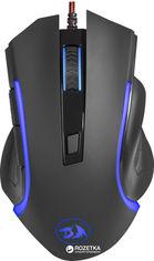 Акция на Мышь Redragon Nothosaur USB Black (75065) от Rozetka