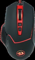 Мышь Redragon Inspirit 2 RGB IR USB Black/Red (77436) от Rozetka