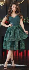 Платье New Fashion 330 44 Изумрудное (2000000418223) от Rozetka