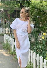 Платье Desire 207/1 48-50 Белое (2000000387406) от Rozetka