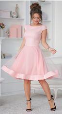 Платье New Fashion 301 44 Пудра (2000000416915) от Rozetka