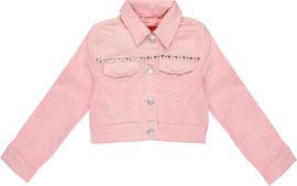 Джинсовая куртка s.Oliver 58811562621 104 см Персиковая (hm002021047971) от Rozetka