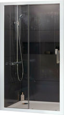 Душевая дверь RAVAK 10° 10DP2-100 White Transparent 0ZVA0100Z1 от Rozetka