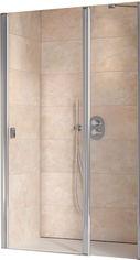 Душевая дверь RAVAK Chrome CSD2-110 Satin Transparent 0QVDCU00Z1 от Rozetka