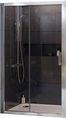 Душевая дверь RAVAK 10° 10DP2-100 Polished Aluminium Transparent 0ZVA0C00Z1 от Rozetka
