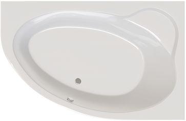 Ванна акриловая RAVAK Asymmetric II 160x105 R CB61000000 правосторонняя от Rozetka