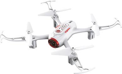 Квадрокоптер Syma X22SW 2.4 ГГц с FPV камерой White (X22SW_White) от Rozetka