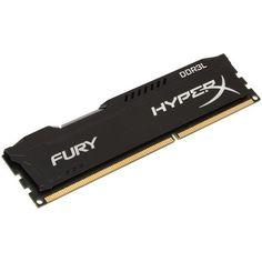 Память для ПК HyperX OC DDR3 4Gb 1866Mhz CL10 Low Fury Black (HX318LC11FB/4) от MOYO