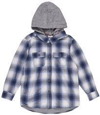 Рубашка H&M 5hm06110108 92 см Синяя (2000000362564) от Rozetka