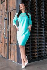 Платье MANOVI 290 48-50 Мятное (2000000437859_ELF) от Rozetka