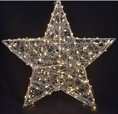 Декоративное украшение Luca Lighting Звезда LED 38 см (8718861329216) от Rozetka