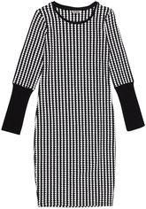 Платье Noisy May Т-5675 S (42) Черно-белое от Rozetka