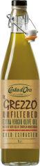Акция на Оливковое масло Costa d'Oro IL Grezzo Extra Virgin 1 л нефильтрованное (8007270012582) от Rozetka