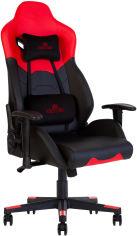 Кресло игровое Hexter MX R1D TILT PL70 ECO/01 Black/Red от Rozetka