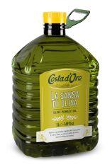 Акция на Оливковое масло Costa d'Oro Sansa 5 л (8007270800059) от Rozetka