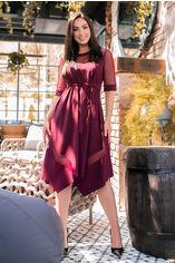 Платье MANOVI 297/1 60-62 Марсала (2000000439174_ELF) от Rozetka