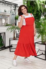 Сарафан LaSem 770/1 58-60 Красный (2000000420448) от Rozetka