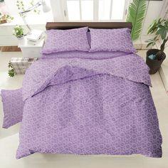 Комплект постельного белья Zastelli Бязь Bubble Lavander семейное (2500000967115) от Rozetka