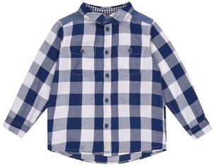 Рубашка H&M 5hm06110107 92 см Синяя (2000000362557) от Rozetka