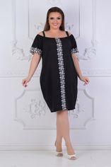 Платье BlackAngel 336 48-50 Черное (2000000394954_ELF) от Rozetka