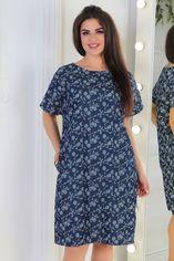 Платье BlackAngel 2400 54-56 Синее (2000000395333_ELF) от Rozetka