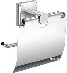 Акция на Держатель для туалетной бумаги PERFECT SANITARY APPLIANCES КВ 9926 закрытый Латунь от Rozetka