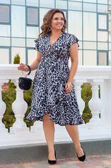 Платье BlackAngel 512 48-50 Светло-серое (2000000395029_ELF) от Rozetka