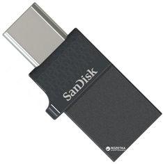 SanDisk Dual 128GB USB 2.0 Type-C (SDDDC1-128G-G35) от Rozetka