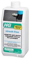 Акция на Средстово для мытья глянцевой плитки без разводов HG 1 л (8711577079055) от Rozetka