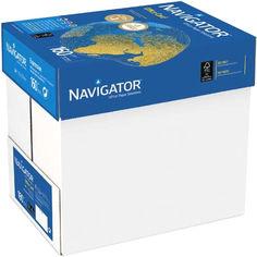 Акция на Набор бумаги офисной Navigator Office Card A4 160 г/м2 класс A 1250 листов Белой (5602024381384) от Rozetka