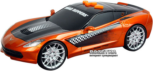 "Игрушка Toy State Машина Chevy Corvette C7 ""Wheelie Power"" (33300) от Rozetka"