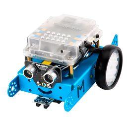 Робот mBot V1.1 - Blue (Bluetooth Version) (Blue) 90053 от Citrus