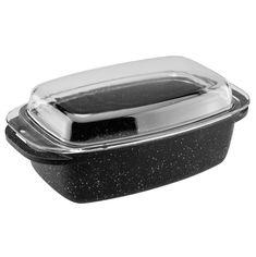 Гусятница с крышкой Vinzer Premium Granite Induction 5.6 л 89457 от Podushka