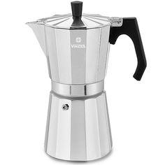 Кофеварка гейзерная Vinzer Moka Espresso Induction 9 чашек 89384 от Podushka
