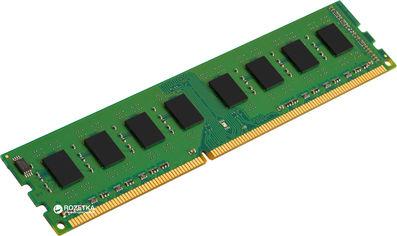 Оперативная память Kingston DDR3-1600 4096MB PC3-12800 (KCP316NS8/4) от Rozetka